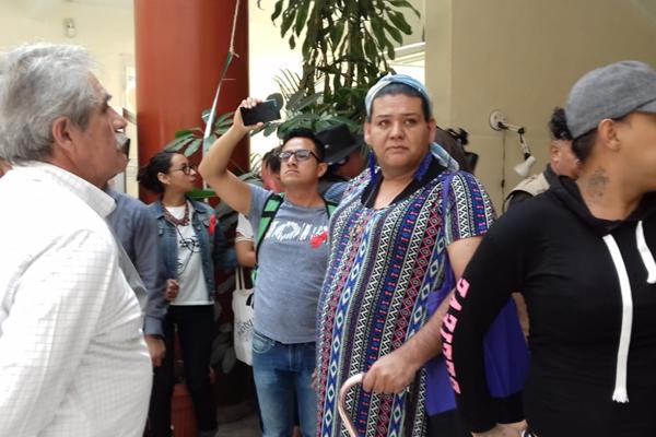 Andrea González pidió diálogo con la organización sindical. FOTO: ESPECIAL