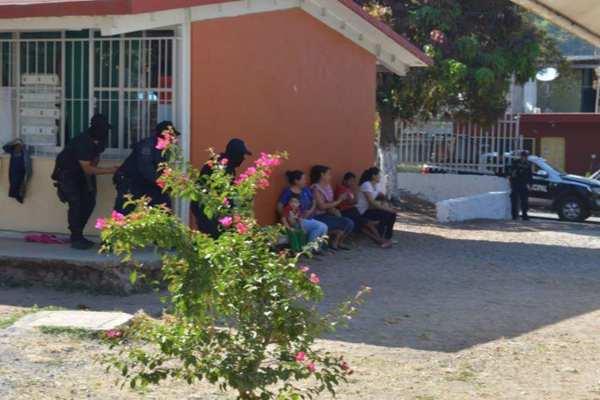 Minatitlán es el primer municipio en organizar este tipos de ejercicios. Foto: Ayuntamiento de Minatitlán