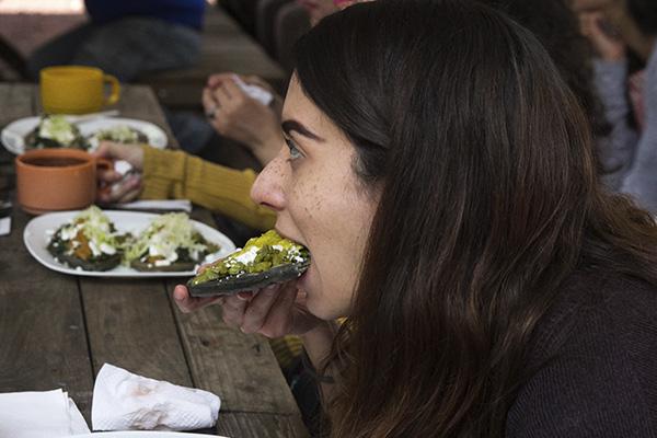 Los atracones de comidaproducen una sensación de tranquilidad, satisfacción y bienestar. FOTO: CUARTOSCURO
