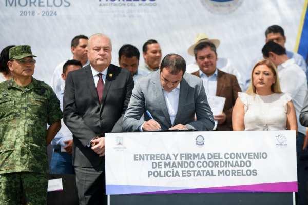 El despliegue de las fuerzas federales será coordinado por el Secretaría de Seguridad Pública Federal. Foto: Especial