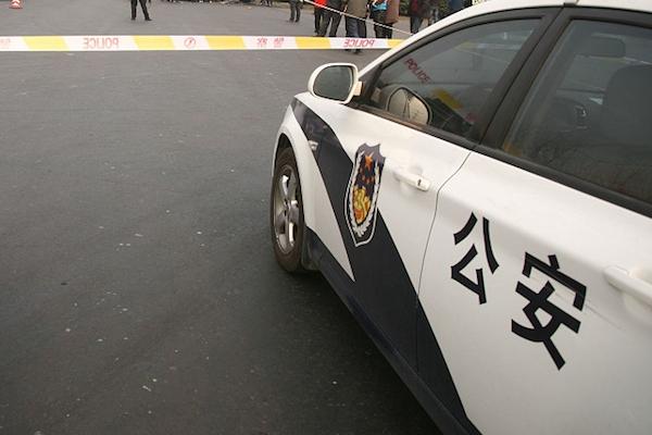 El atropellamiento ocurrió la mañana del viernes en la ciudad de Zaoyang. Foto: Foto: CGTN