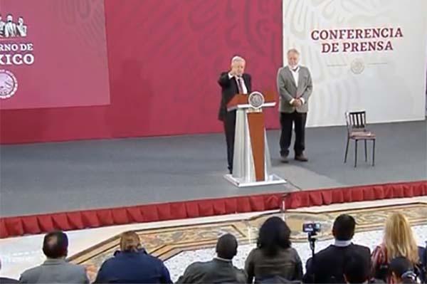 López Obrador añadió que adelantó su viaje a Baja California previo al inicio de las campañas electorales ya que respetará la voluntad libre de los ciudadanos. FOTO: ESPECIAL