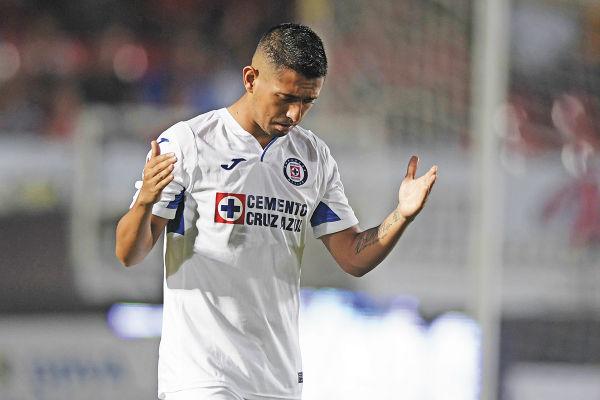 BAJA. Elías Hernández no pudo recuperarse de la lesión. Foto: MEXSPORT