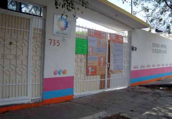 Con esta primera suspensión, se espera que el resto de los amparos promovidos por Acción Nacional referentes a las Estancias Infantiles en Querétaro puedan obtener el mismo resultado.FOTO: ESPECIAL