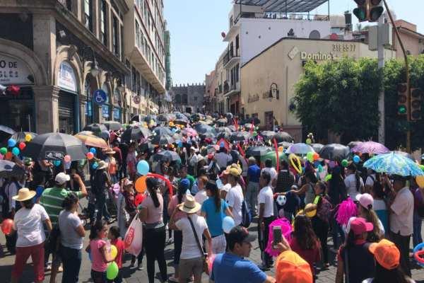 Para los representantes de las guarderías, la decisión deLópez Obrador de cancelar el subsidio genera desempleo. Foto: Especial