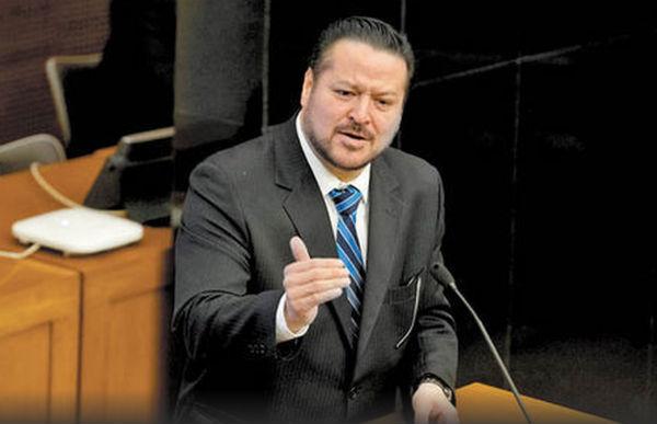 Defendió que en los gobiernos panistas hubo un manejo eficiente de la deuda. Foto: Especial