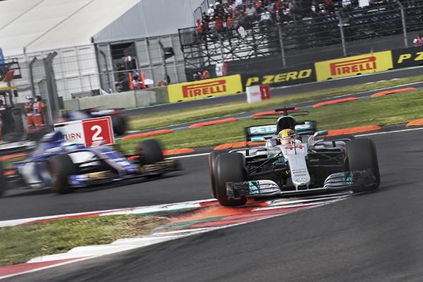 Con esta medida la FIA pretende que aumenten las posibilidades de adelantamiento. FOTO: CUARTOSCURO