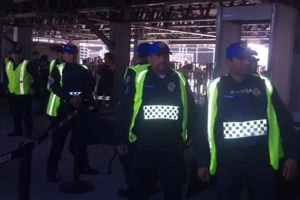 3 mil policías con 102 vehículos para seguridad del Vive Latino 2019: Jesús Orta