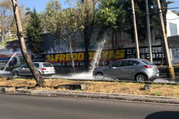 Hasta el momento se desconoce si las autoridades ya atienden el desperfecto. Foto: @esponjita84