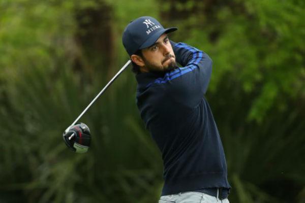 Ancer dejó escapar su primer título en el PGA Tour. Foto: AFP