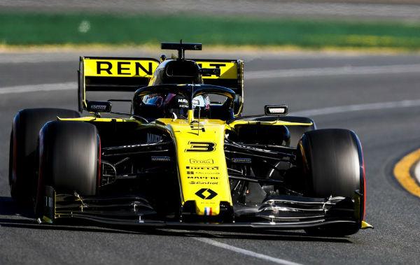 Ricciardo estableció el decimosegundo mejor tiempo de la sesión, insuficiente para entrar en la pelea por la 'pole position' Foto: @ausgrandprix