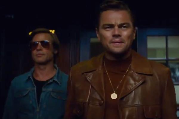 La cinta es protagonizada por Leonardo DiCaprio, Brad Pitt y Margot Robbie. Foto: Especial