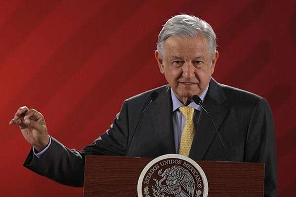 De lunes a viernes, Andrés Manuel López Obrador realiza su conferencia matutina en Palacio Nacional. FOTO: NOTIMEX