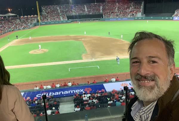 El estadio fue inaugurado por el presidente Andrés Manuel López Obrador la noche de este sábado