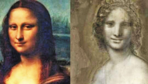 CONTROVERSIA. La de Chantilly fue pintada después de la obra del Louvre. Foto: Especial