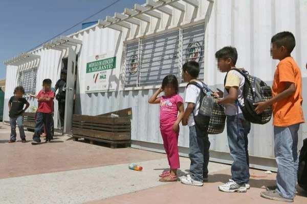 En febrero 6 mil 825 menores no acompañados fueron detenidos tras cruzar de forma ilegal la frontera. Foto: Archivo   Cuartoscuro