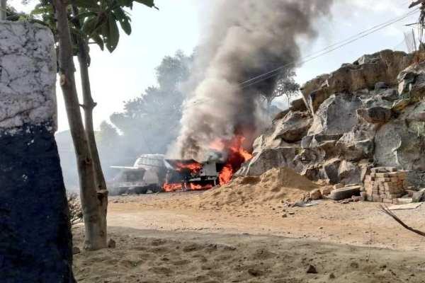 Hasta el momento se desconocen las causas que provocaron el accidente. Foto: @SUUMA_CDMX