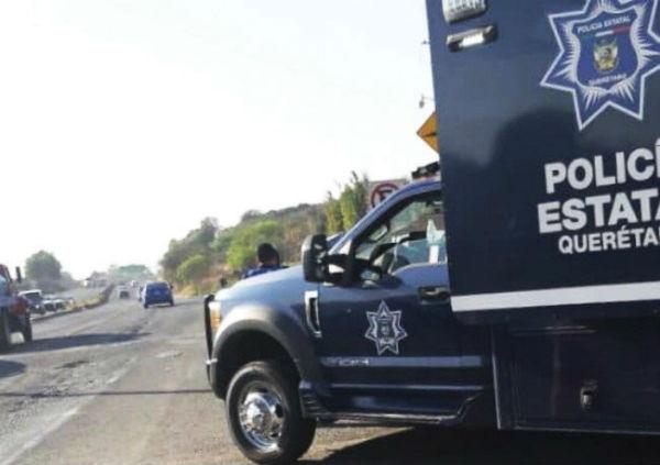ALERTA. Las corporaciones policiales locales se mantenían a la expectativa. Foto: Fernando Paniagua