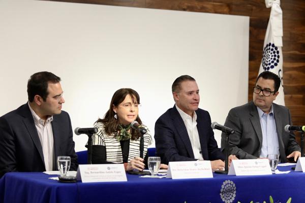 El gobernadorQuirino Ordaz Coppel indica que dará prioridad al apoyo de proyectos estratégicos. FOTO: ESPECIAL