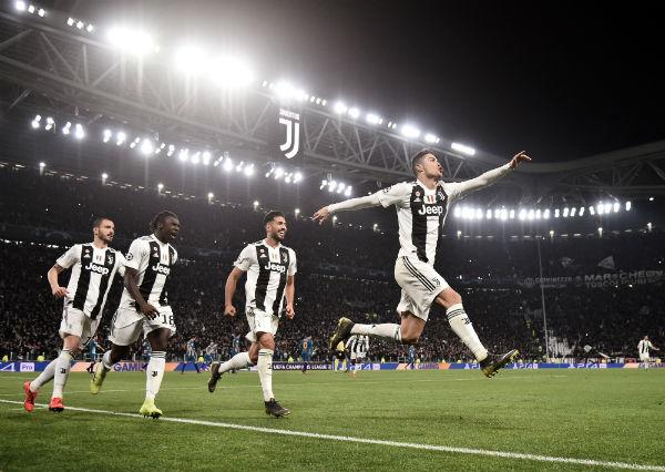 Cristiano lo hizo con el mismo protagonismo y la sed ganadora que mostró en otros tiempos. Foto: AFP