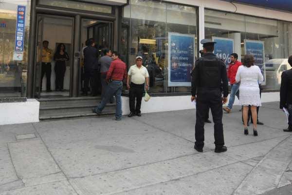 México es el primer país en donde Citigroup cuenta con una sucursal móvil de estas características. Foto: Archivo | Cuartoscuro