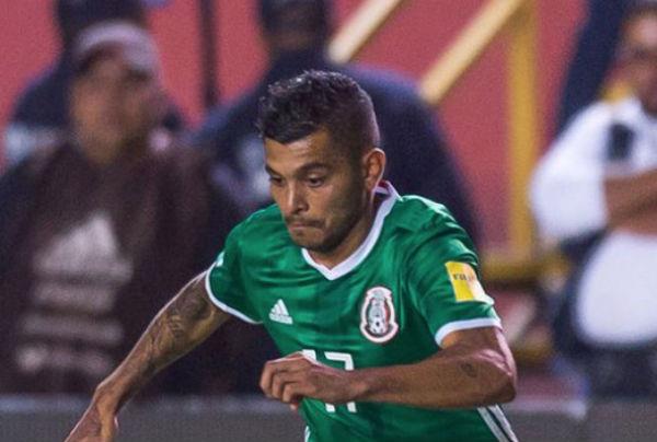 El jugador mexicano ingresó a la lista de lesionados, en donde figuran el centrocampista Bruno Costa y el arquero Fabiano. Foto: Especial