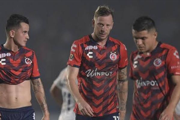 Una derrota del Veracruz hoy ante el Santos Laguna marcaría el descenso en la Liga MX. Foto: ESPECIAL