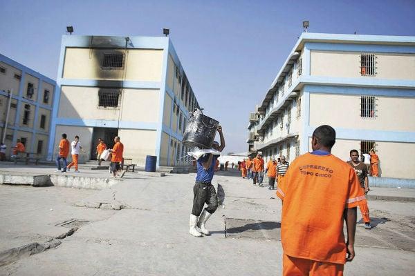 Los altos índices de violencia e inseguridad llevaron a la decisión de acabar con este penal. Foto: Reuters