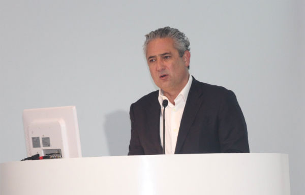 El SEO de Citibanamex se presentó en la plenaria 2019 del grupo financiero. FOTO: ESPECIAL