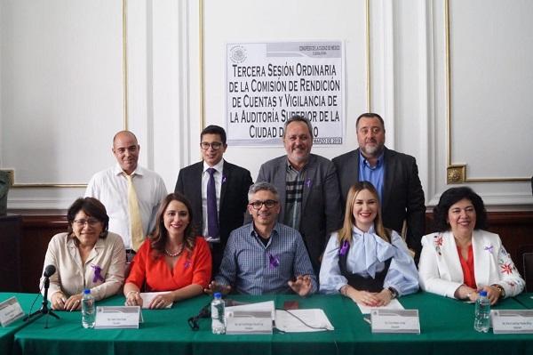 Se exhortó al titular de la Auditoría Superior de la Ciudad de México, David Vega Vera, a presentar un informe donde detalle en qué se ejerció el presupuesto asignado a la institución a  su cargo durante los años 2016, 2017 y 2018. Foto: Especial