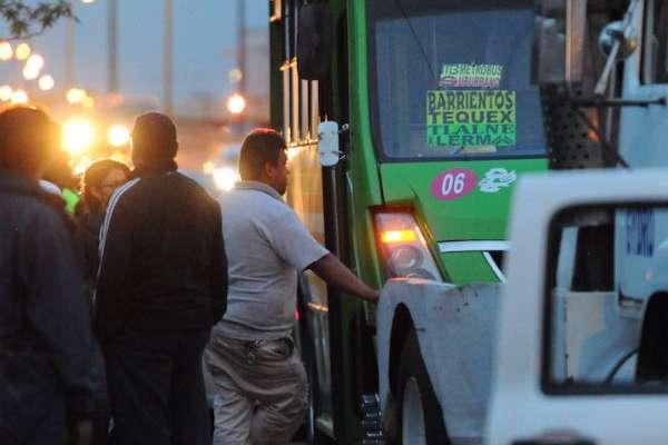 En algunas rutas del Valle de México, se han observado a algunas unidades que están aplicando aumentos. Foto: Cuartoscuro