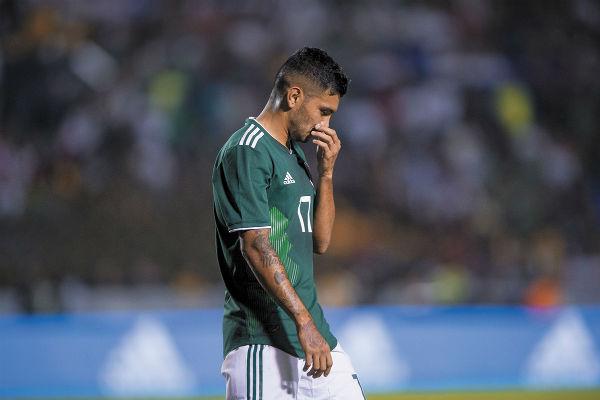 CASTIGO. Jesús Manuel Corona inició su etapa de rehabilitación. Foto: MEXSPORT