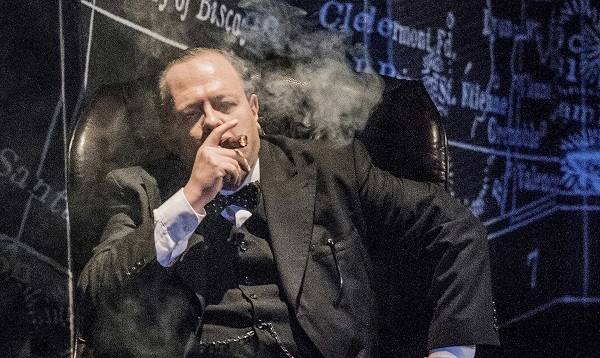 SERGIO ZURITA. Su interpretación de Wiston Churchill ha sido aclamada por la crítica. Foto Cortesía
