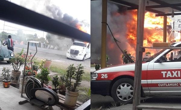 Desde la madrugada de este viernes se han registrado una serie de ataques armados y enfrentamientos en distintos puntos de la entidad. Foto: Especial