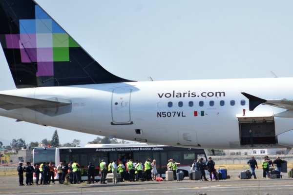 Volaris anunció queno operará cuatro rutas nuevas a Chicago, Chihuahua, Guadalajara y Vallarta. Foto: Archivo | Cuartoscuro