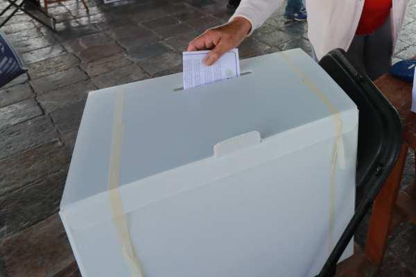 El objeto de los simulacros es replicar en su totalidad la operación del PREP, . Foto: Archivo Cuartoscuro