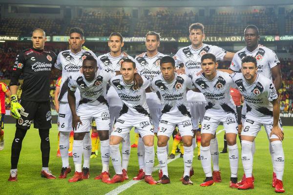 Luis Martínez jugó los 90 minutos, Antonio Nava 60 y Daniel López 45. Foto: Club Xoloitzcuintles de Caliente