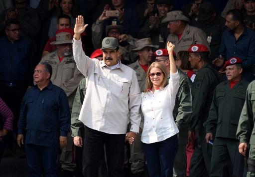 El mandatario venezolano afirmó que la milicia provocará un milagro en su país. FOTO: ESPECIAL