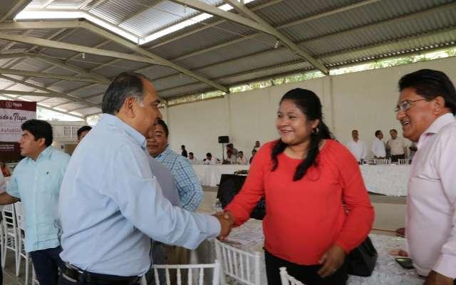 El gobernador Héctor Astudillo se reunió con autoridades municipales de los 81 ayuntamientos para darle seguimiento a este programa