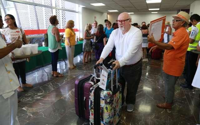 Con todo esto y la expectativa de la llegada de más de un millón 200 mil turistas, se prevé una excelente temporada para Guerrero