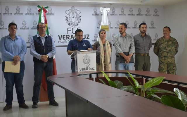 Los funcionarios tampoco se aventuraron a señalar la posible cantidad de cuerpos. Foto: Jesús Ruíz