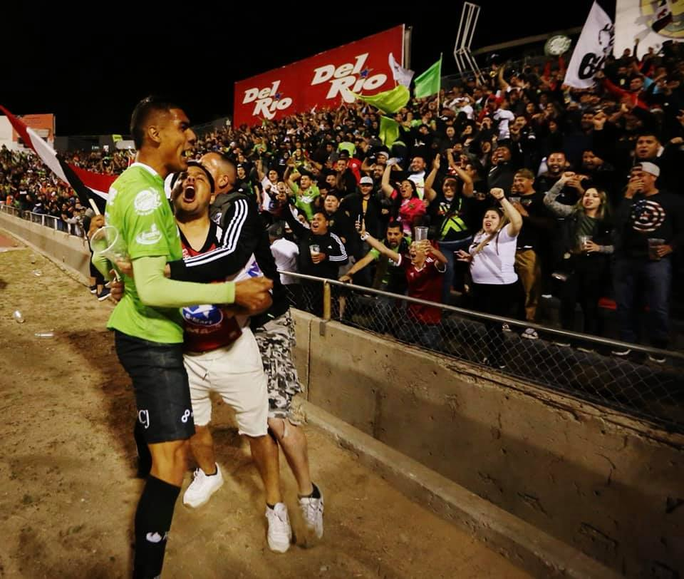 El Futbol Es Un Oasis En Ciudad Juárez