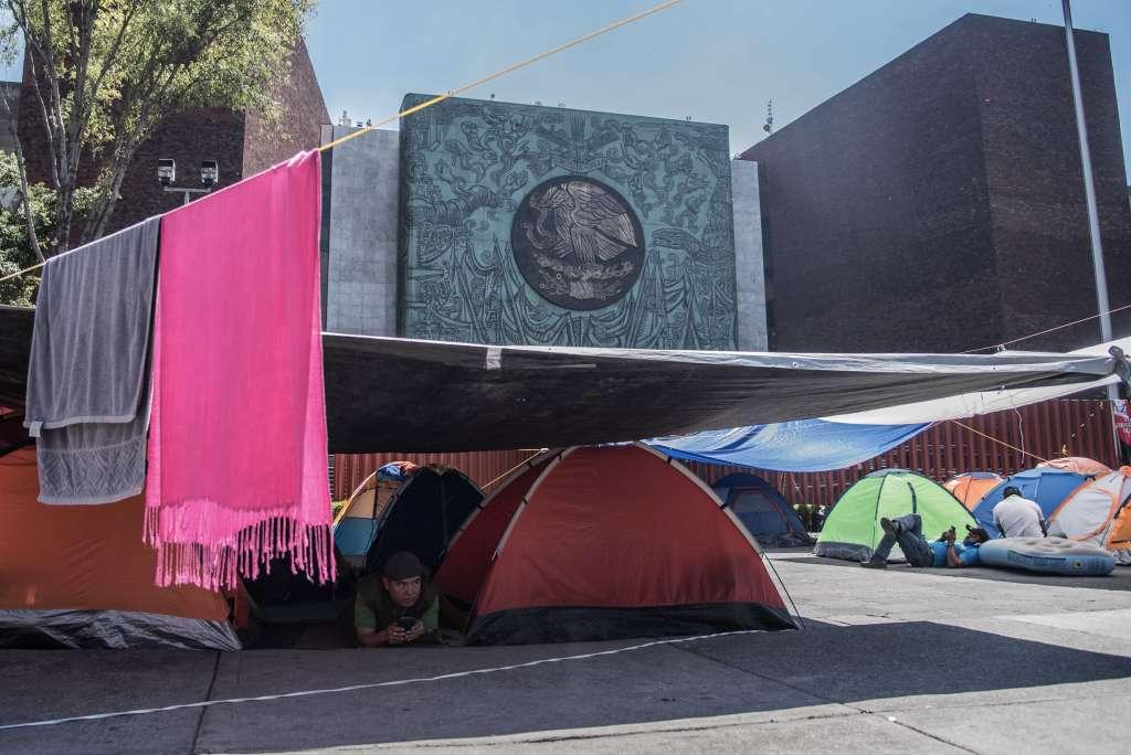 Eloy López también aclaró que seguirán en diálogo. FOTO: ARCHIVO/CUARTOSCURO