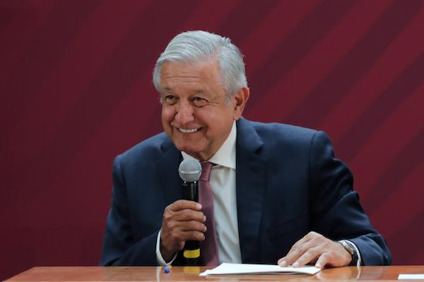 Andrés Manuel López Obrador se encuentra de descanso por Semana Santa. Foto: Cuartoscuro