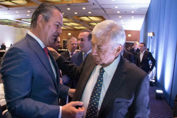El empresario rechazó las imputaciones del gobernador, Adán Augusto López Hernández, sobre la adquisición del terreno para la zona económica de Paraíso