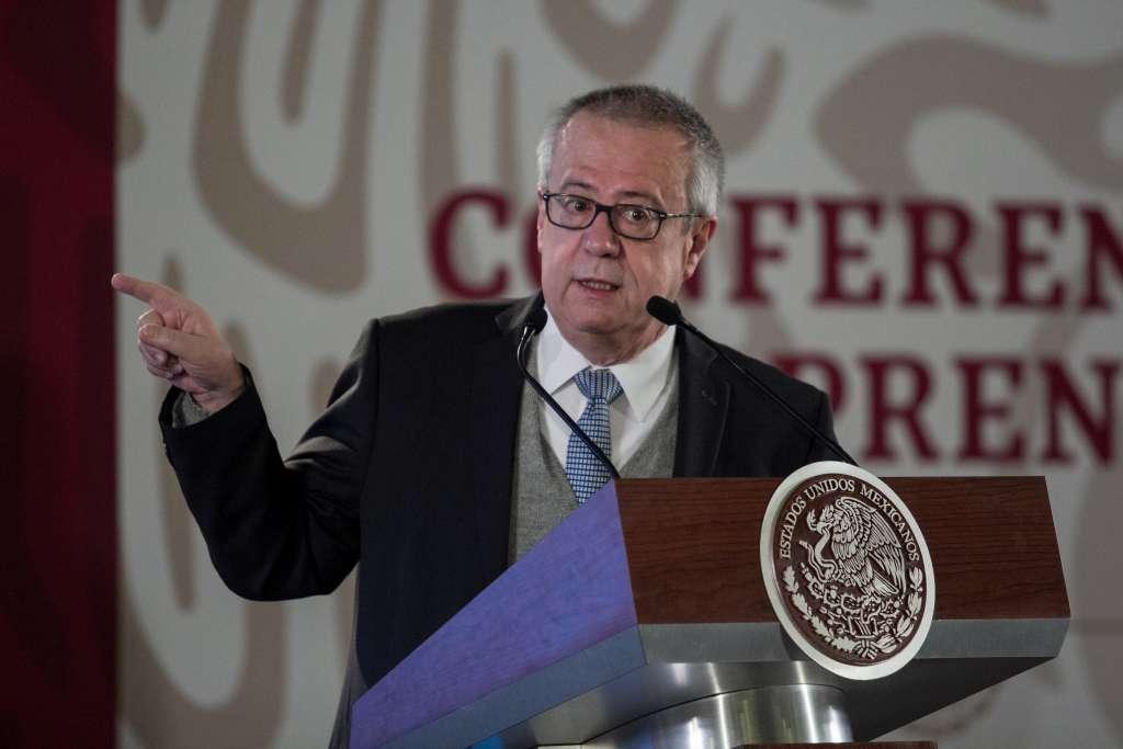 El secretario de Hacienda dijo que México no intervendrá en el conflicto venezolano. Foto:  Cuartoscuro