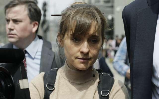 La actriz participó en la popular serie