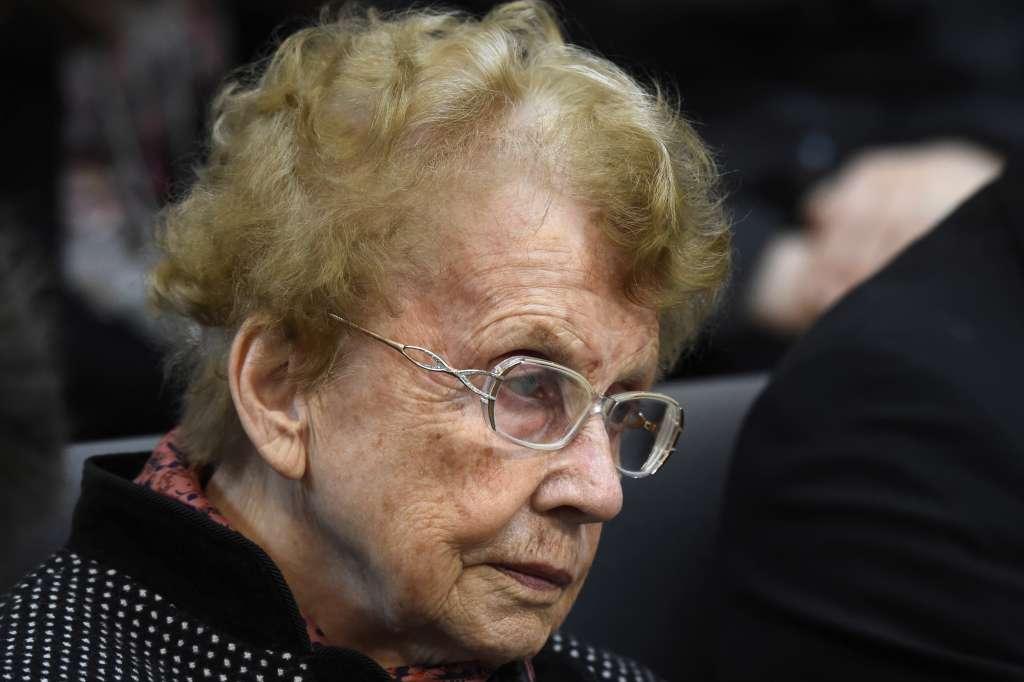La señora Kasner falleció a inicios de abril a los 90 años enTemplin, Brandemburgo. Foto: AP