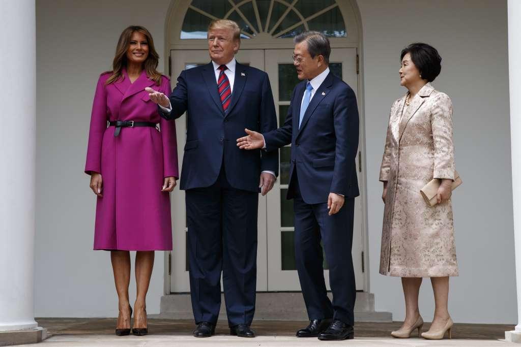 El presidente de Corea del Norte declaró que no considera que la cumbre en Hanoi haya sido un fracaso. Foto: AP