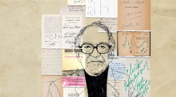 García Márquez murió el 17 de abril de 2014 a los 87 años. ILUSTRACIÓN: ALLAN G. RAMÍREZ